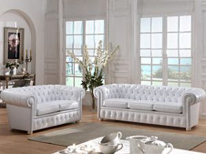 blog demeures du nord un canape chesterfield gonflable. Black Bedroom Furniture Sets. Home Design Ideas