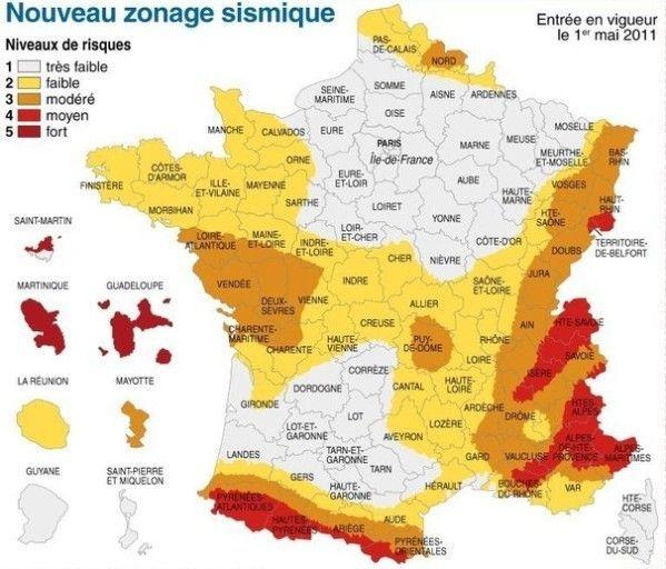 Guadeloupe   Carte de France