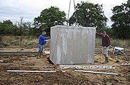 Blog demeures du nord la cave a vin la bonne solution - Construire sa cave a vin enterree ...