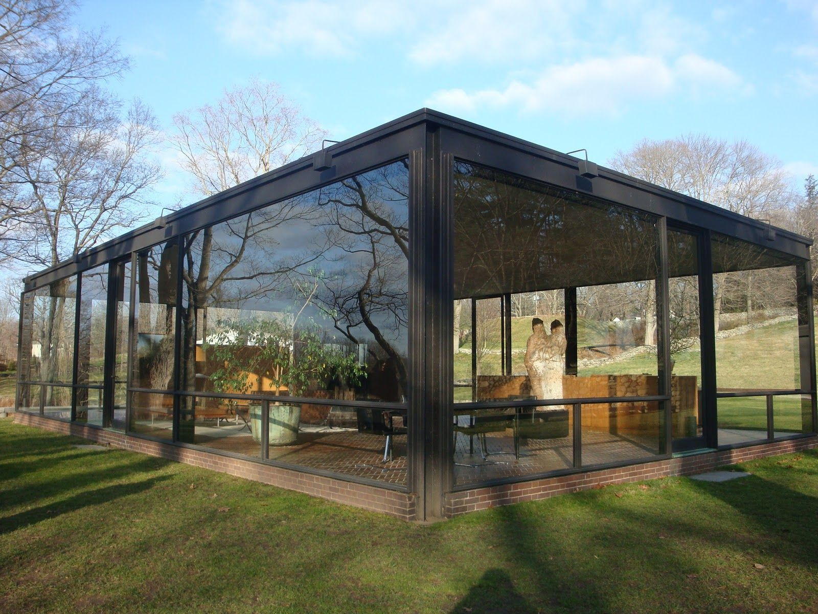 Blog demeures du nord maison individuelle for The glass house plan
