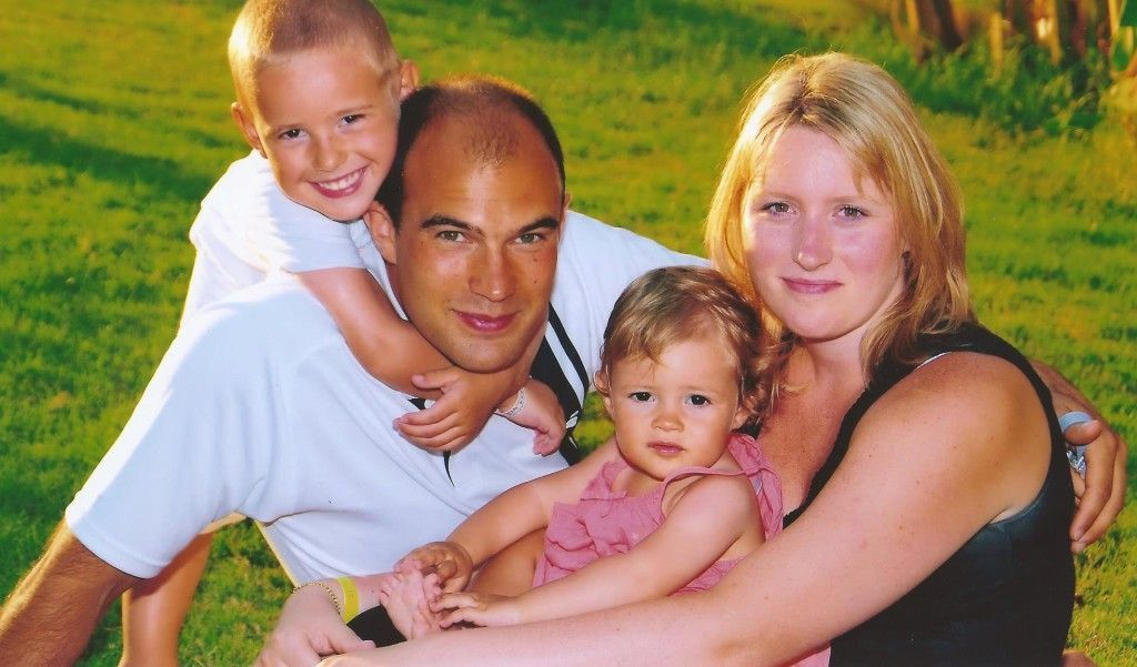 sébastien Boudet en famille 2