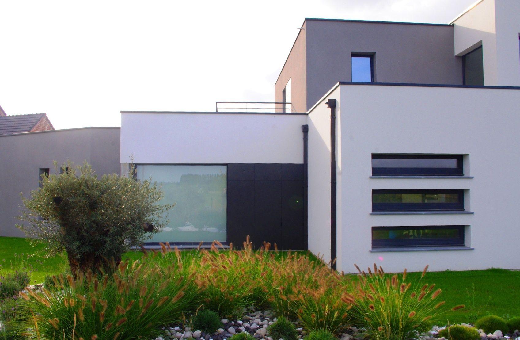 Blog demeures du nord architecture for Architecture cubique