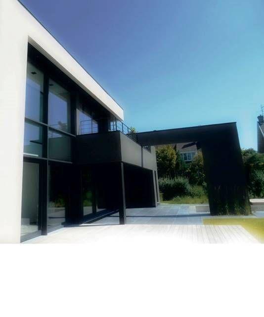 Blog demeures du nord for Architecture cubique