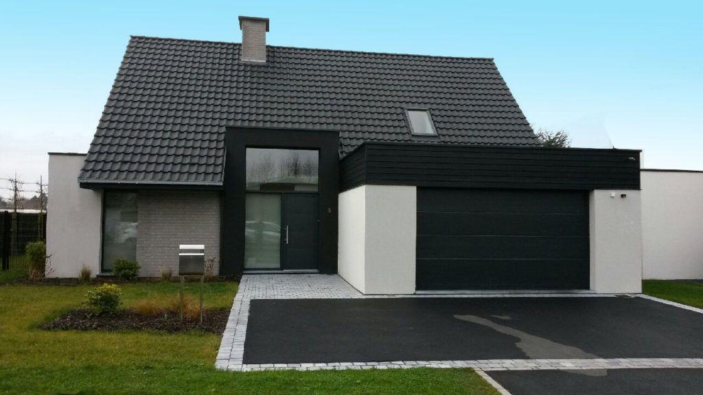Maison couverture noire 2