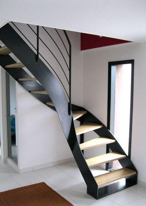 escalier Calais