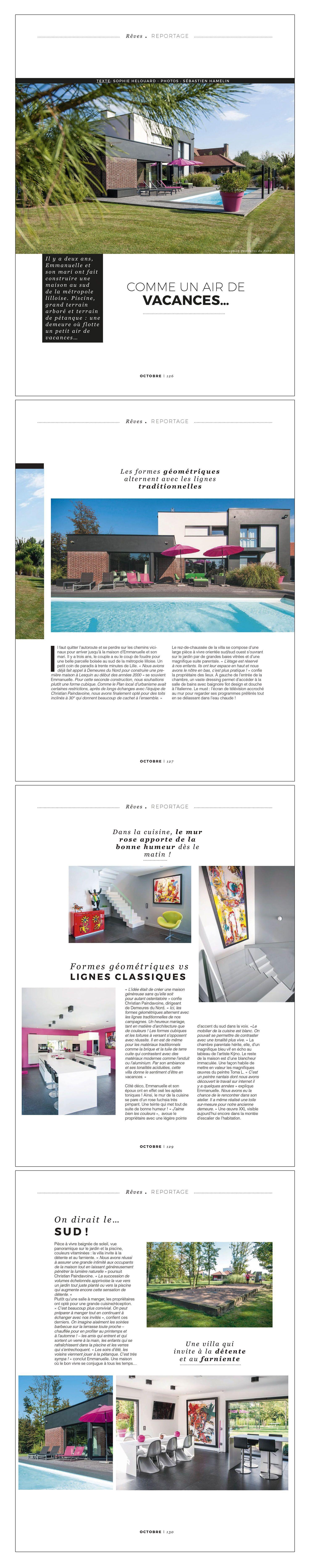 Blog Demeures Du Nord Dcoration